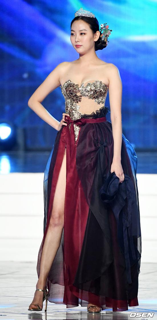 Một trong những gương mặt tại Miss Korea 2019.