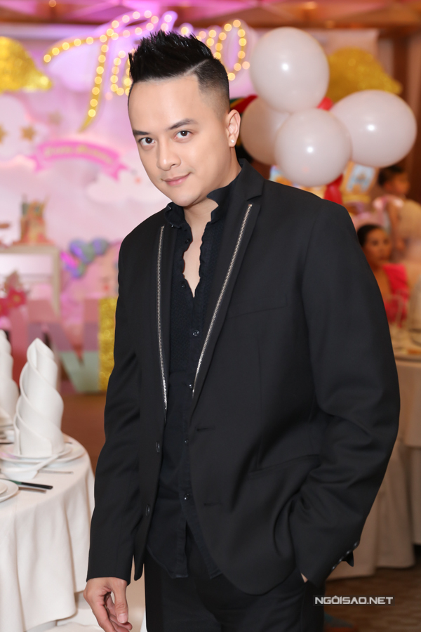 Ca sĩ Cao Thái Sơn là đàn em thân thiết vớiThanh Thảo.