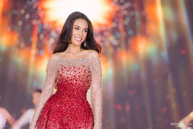 Với chiến thắng này, người đẹpsẽ đại diện Thái Lan dự thi Hoa hậu Hoà bình Quốc tế 2019 tổ chức vào tháng 10 tại Venezuela. Dù là đất nước sáng lâp cuộc thi, Thái Lan vẫn chưagiành được vương miện nào. Hiện Hoa hậu Hoà bình Quốc tế là một trong sáu cuộc thi lớn, uy tín nhất thế giới sau 6 lần tổ chức.