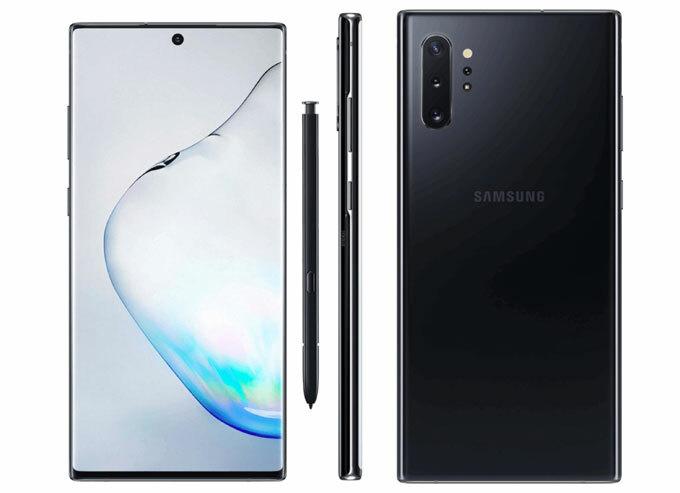 Hé lộ giá bán bộ đôi Galaxy Note 10