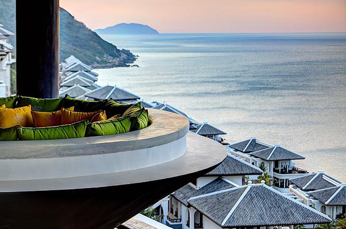Năm ngoái, InterContinental Đà Nẵng cũng từng lọt vào danh sách 100 khách sạn tốt nhất thế giới.