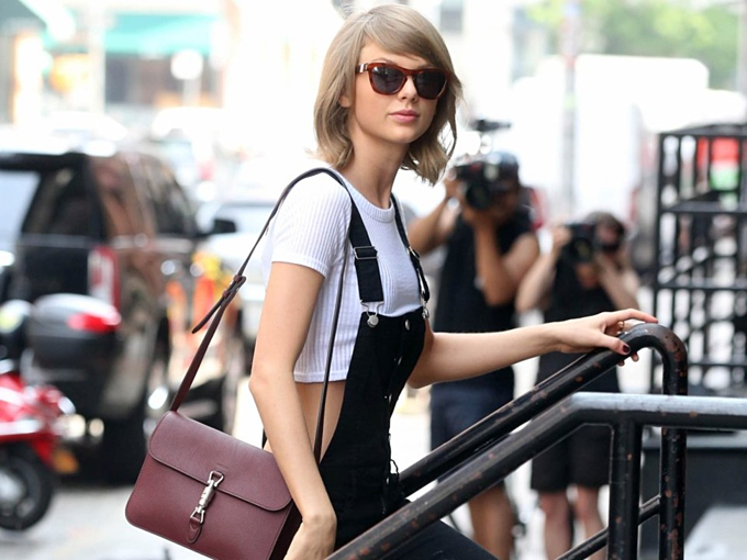 Taylor Swift được đánh giá là người thông minh với tiền bạc. Ảnh:AP.