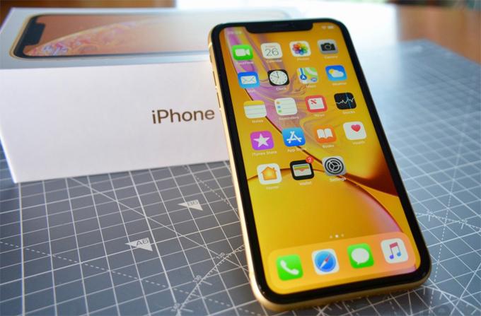 iPhone XS và XR sản xuất ở Ấn Độ có giá rẻ hơn