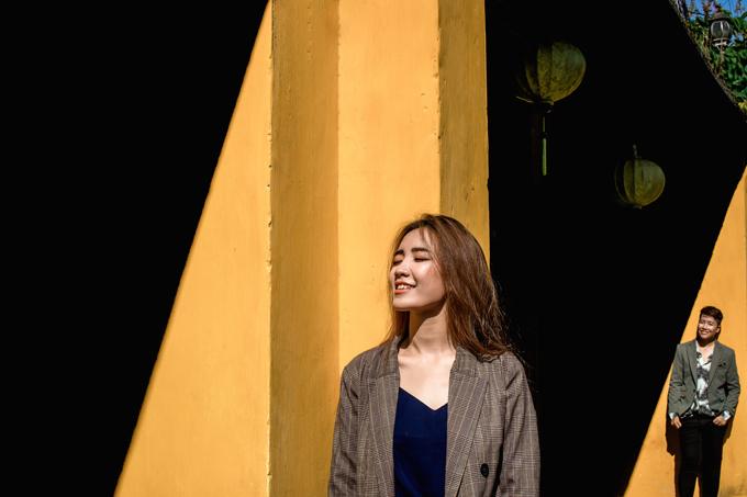 Mối duyên của uyên ương bắt đầu khi cả hai cùng hợp tác trong một dự án phim. Khi ấy, Yun Bin là đạo diễn còn Tú Tri là diễn viên.