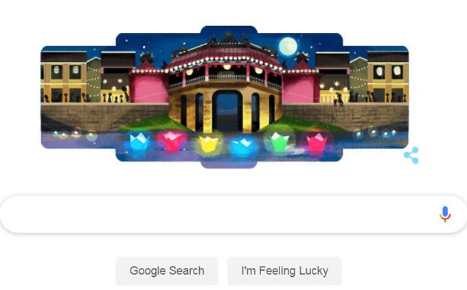 Hội An lên trang chủ Google vì đứng top điểm đến hấp dẫn nhất thế giới