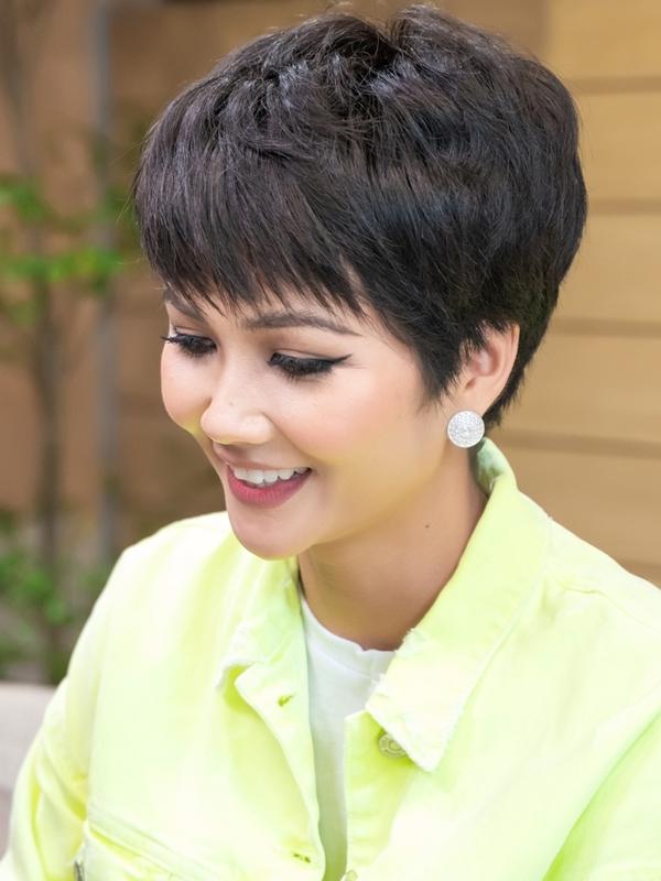 HHen Niê từng được khuyên sửa mũi, tiêm môi để thi Miss Universe 2018 - 4