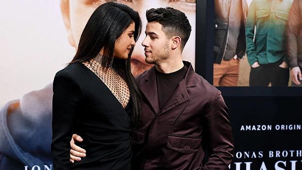 Nick và Priyanka luôn thể hiện tình yêu say đắm dành cho nhau.