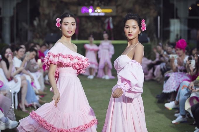 HHen Niê, Lệ Hằng diễn vedette cùng bản sao nhí Hồ Ngọc Hà - 2