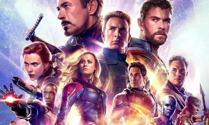 Avengers: Endgame chính thức lên ngôi vua phòng vé mới, sau 10 năm Avatar thống lĩnh vị trí này.