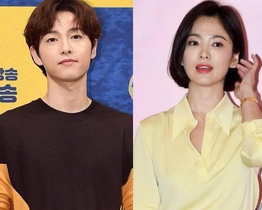 Song Hye Kyo, Song Joong Ki giờ đây thành người xa lạ.