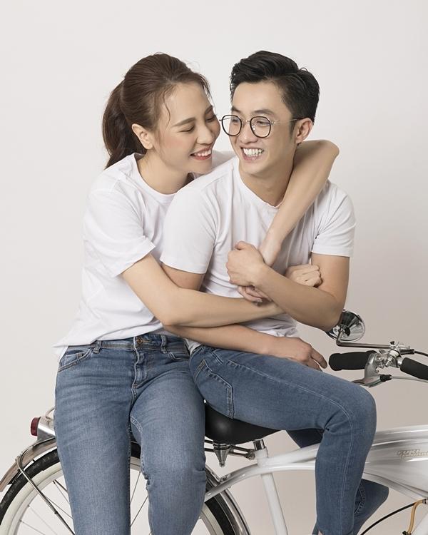 Gu thời trang đồng điệu của vợ chồng Cường Đôla - Đàm Thu Trang - 4