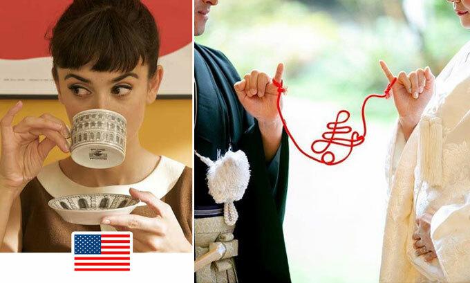 Giơ ngón tay útVừa uống trà vừa giơ nhẹ ngón tay út là cách bạn đang muốn hứa hẹn với ai đó ở Mỹ. Ở Trung Quốc, nó lại mang ý nghĩa nói rằng họ đang không hạnh phuc. Trái ngược hoàn toàn, nếu giơ dấu này ở Nhật, hành động này ám chỉ người yêu thương hay quan trọng với bạn. Trong ngôn ngữ ký hiệu ASL, đây là cách ra dấu chữ I.
