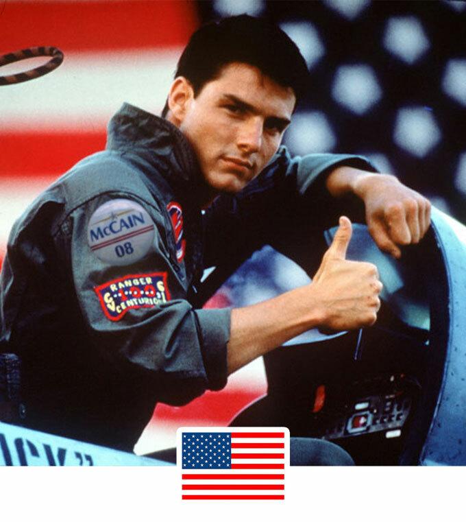 Giơ ngón cáiĐây là cách biểu thị sự tán dương khi ai đó làm tốt ở nhiều quốc gia, trong đó có Mỹ, hoặc dùng để ra hiệu khi muốn đi nhờ xe trên đường. Tuy nhiên, tại Iran, Iraq, ký hiệu này mang nghĩa xúc phạm. Trong ngôn ngữ ký hiệu, nếu ngón tay cái di chuyển ngọ nguậy là ký hiệu số 10, còn nếu để thẳng và chỉ về phía người khác có nghĩa là chính bạn.