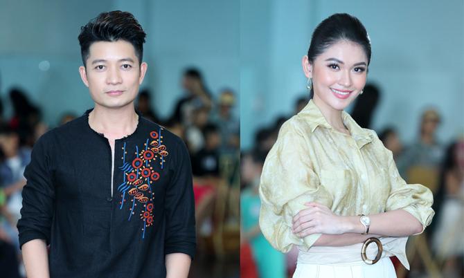 Thuận Việt, Thùy Dung tuyển mẫu nhí cho show thời trang