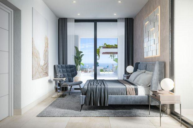 Chỗ nghỉ dưỡng mới của siêu sao người Bồ Đào Nha có 4 phòng ngủ