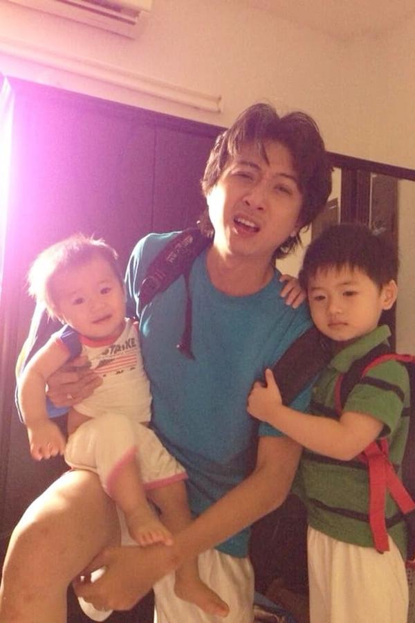 Cuộc sống của gia đình Lâm Vỹ Dạ - Hứa Minh Đạt sau 9 năm kết hôn - 3