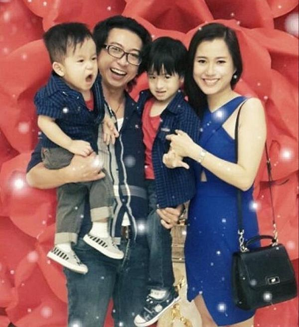 Cuộc sống của gia đình Lâm Vỹ Dạ - Hứa Minh Đạt sau 9 năm kết hôn - 4