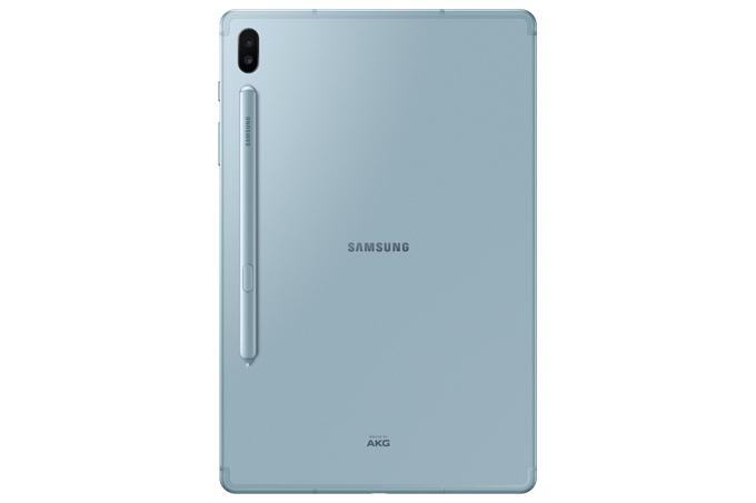 Galaxy Tab S6 hỗ trợ S Pen, cấu hình mạnh - 1