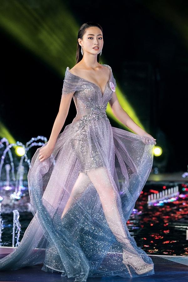 Bắt đầu vòng chung kết, Thuỳ Linh lọt top nhiều phần thi phụ: top 3 Top Model, top 5 Bikini, top 8 Truyền thông, Top 13 Tài năng.