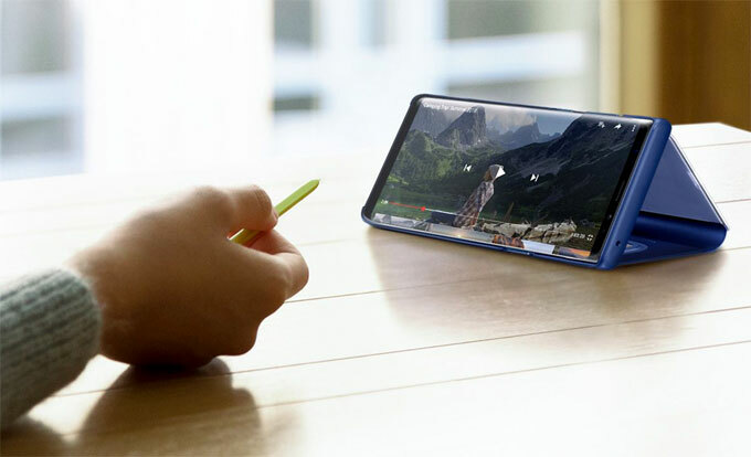 Những điểm mới được chờ đợi trên Galaxy Note 10 - 2