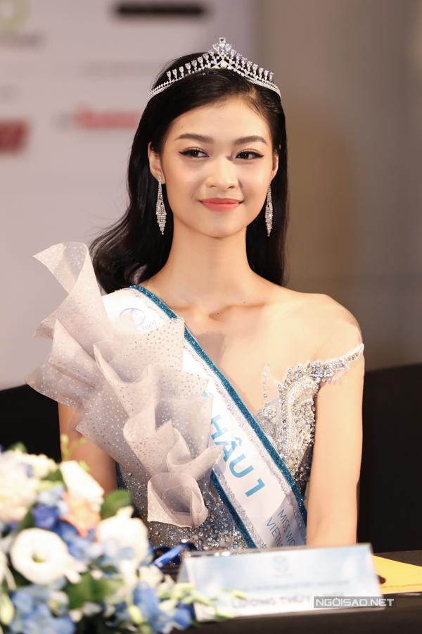 Nguyễn Hà Kiều Loan bất ngờ đoạt ngôi Á hậu 1 khiến nhiều người đánh giá cô không xứng đáng. Phản hổi nhận định này,