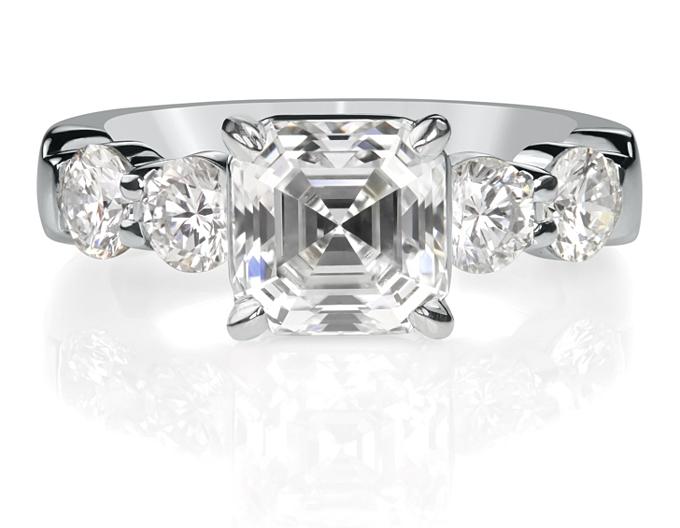 Ý nghĩa phía sau 10 kiểu nhẫn đính hôn thường gặp - 9