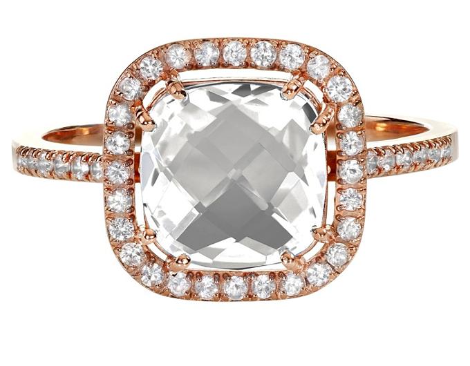 Ý nghĩa phía sau 10 kiểu nhẫn đính hôn thường gặp - 6