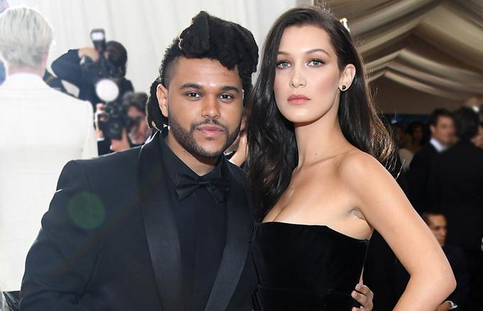 The Weeknd và Bella Hadid đã có 4 năm gắn bó.