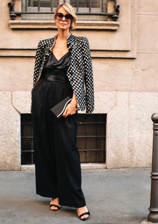 Các kiểu trang phục dành nàng không sợ nuốt dáng - 6