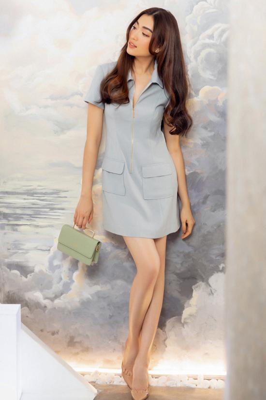 Để giúp phái đẹp thỏa sức lựa chọn trang phục đi làm, nhà mốt đã mang tới nhiều kiểu váy ứng dụng với phom dáng đa dạng.