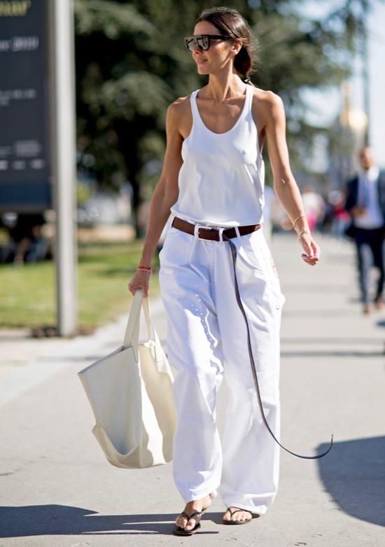 Các kiểu trang phục dành cho nàng không sợ nuốt dáng - 10