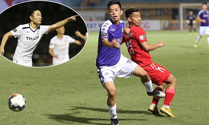 Văn Quyết, Xuân Trường được vinh danh ở V-League