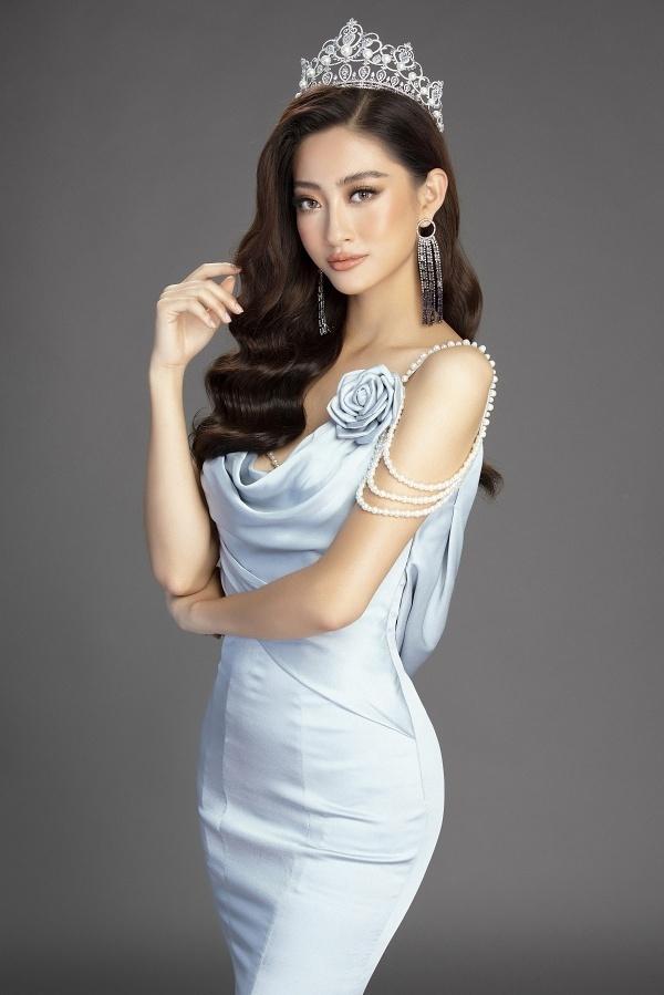 Hoa hậu Lương Thùy Linh và hai Á hậu khoe nhan sắc tuổi 19 - 2