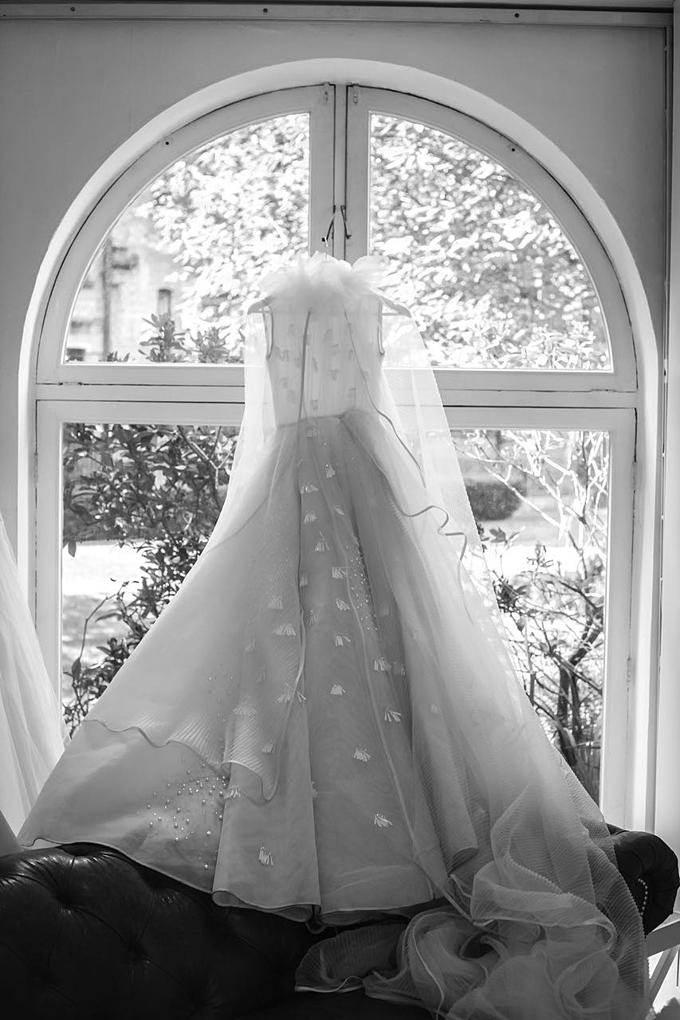 Xuất hiện lần đầu tại New York Fashion Bridal Week, các thiết kế của Phuong My gây tiếng vang với truyền thông và thu hút sự quan tâm của nhiều khách hàng.