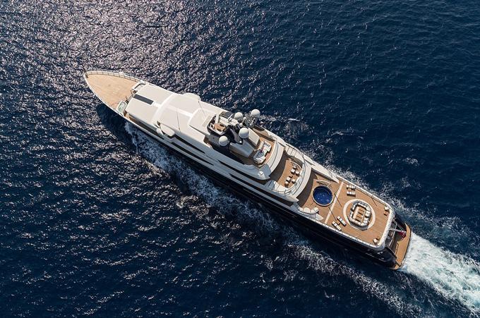 Với khối tài sản 1 tỷ USD, Kylie Jenner không ngại chi tiền để tận hưởng kỳ nghỉ sinh nhật đáng nhớ trên du thuyền ở Địa Trung Hải.