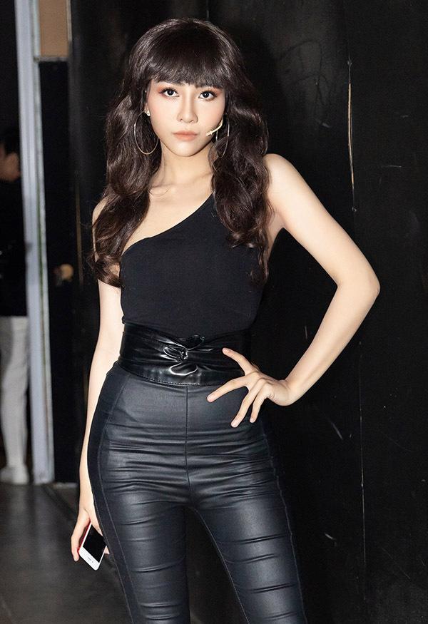 Lương Ánh Ngọc - cô cháu gái 18 tuổi của Trang Nhung đăng ký thi Gương mặt Điện ảnh 2019. Cô đã trải qua hơn 3 tháng với nhiều phần thiđược giám khảo và khán giả đánh giá cao.