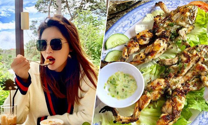 Một vòng khám phá ẩm thực Đà Lạt cùng Kỳ Duyên - Minh Triệu