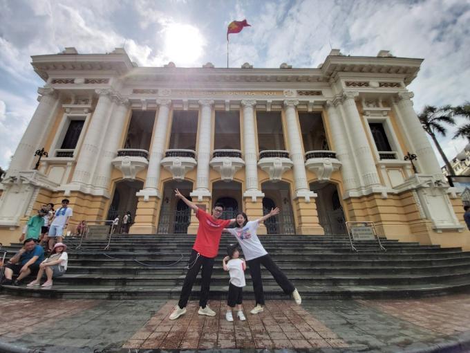 Ba Duy, Nam Thương cover điệu nhảy của Black Pink trên phố Hà Nội - 1