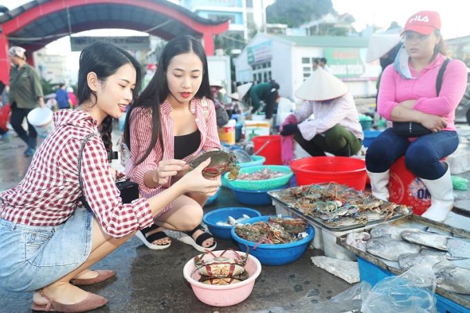 Một ngày khám phá Vân Đồn của hot girl Trang Hime - 5