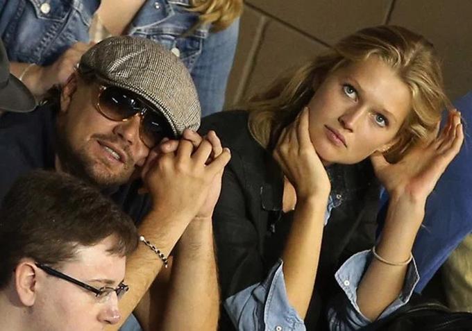 Tháng 10/2013, nữ hoàng sắc đẹp Brazil Kat Torres thừa nhận hẹn hò Leonardo DiCaprio sau khi gặp gỡ tại LHP Cannes. Cô gọi anh là người đàn ông