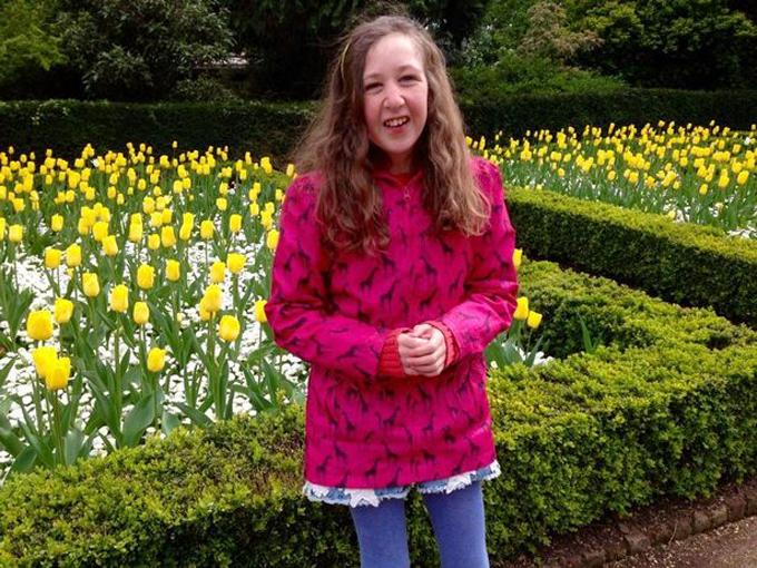 Cô bé Nora Quoirin, 15 tuổi, sống ở Anh, mất tích ở Malaysia hôm 4/8 và được tìm thấy chết hôm 13/8. Ảnh: FB.