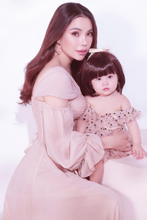 [Caption] Stylist: Kye Agency  Photo: Milor Trần  Makeup: Khoa Lê  Hair: Thái Nguyễn  Costume: Rin by Chung Thanh Phong, Nguyễn Minh Công