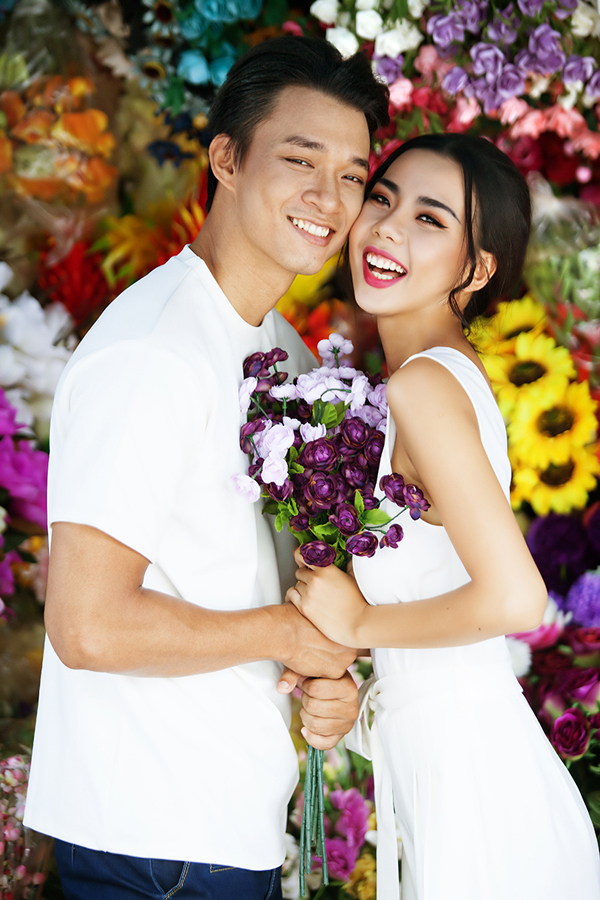 Lại Thanh Hương không tiếc nuối khi chấm dứt mối tình 10 năm với Vũ Mạnh Hiệp.