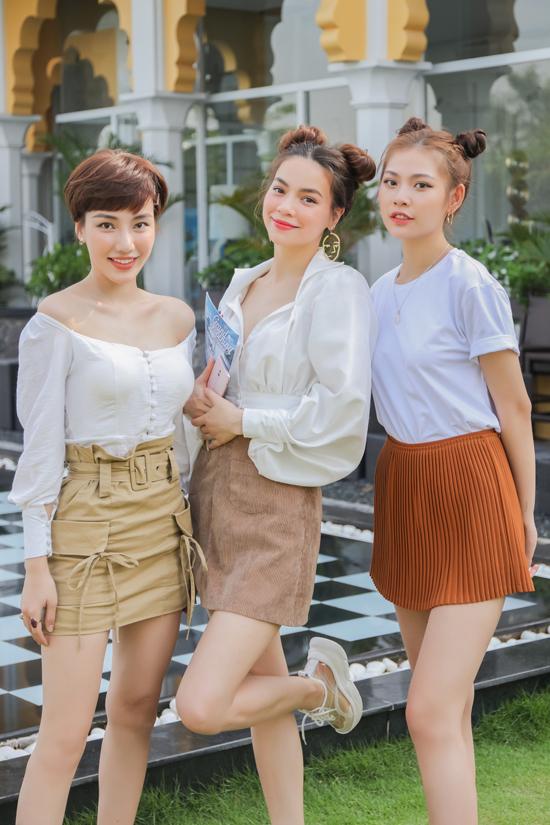 Hồ Ngọc Hà chọn style bánh bèo trong MV mới - 7