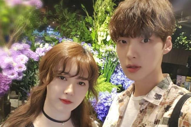 Vợ chồng Goo Hye Sun ly dị sau 3 năm sống chung.