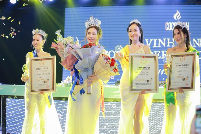 Nhan sắc của Miss Coco Skin 2019 Mai Thanh Loan - 4