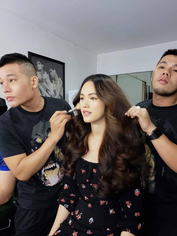 Quân - Pu: cặp bài trùng giúp sao Việt định vị nhan sắc - 3