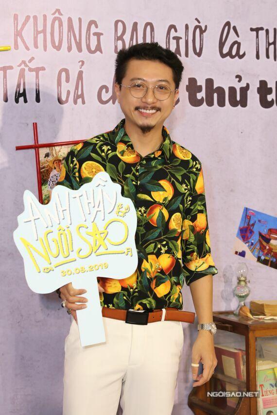 Diễn viên Hứa Minh Đạt góp mặt trong phim với một vai phụ.