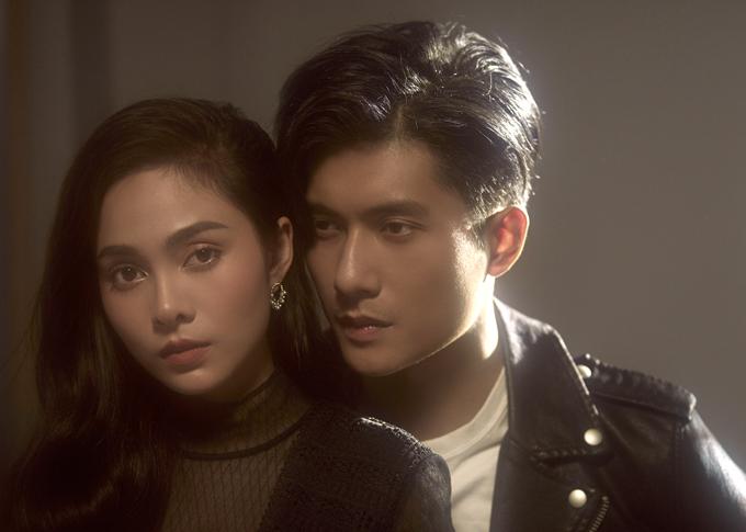 Lưu Hiền Trinh diễn cùng người mẫu 9X Lâm Bảo Châu trong MV mới.