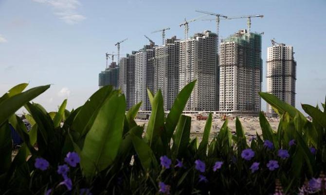 Người Hong Kong đổ xô mua nhà Malaysia